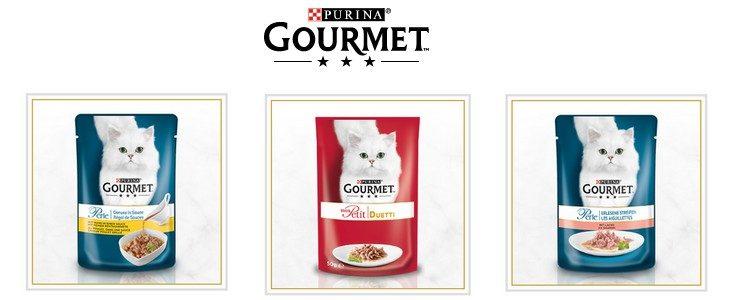 Gourmet Katzenfutter von Purina