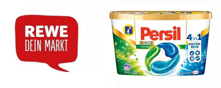 REWE Persil Discs