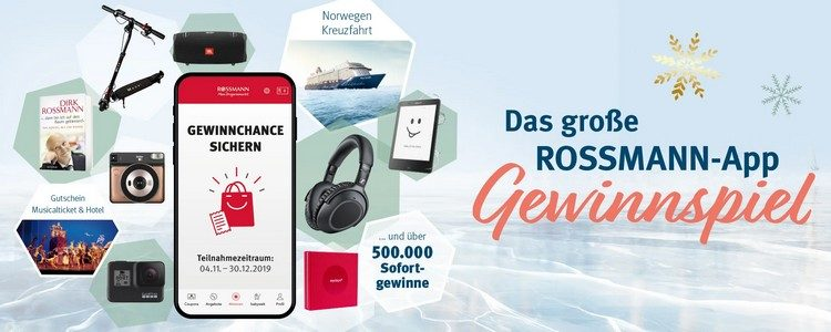 Rossmann Bonchance GEwinnspiel