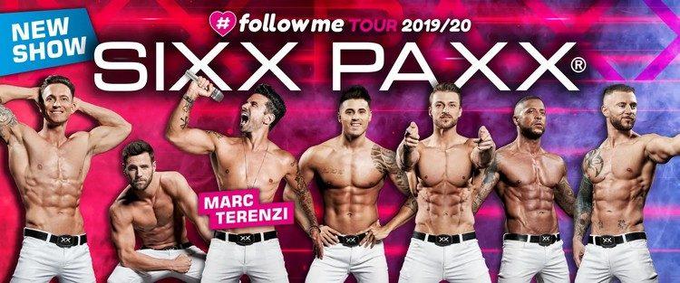 Sixx Paxx Tour 2019/20