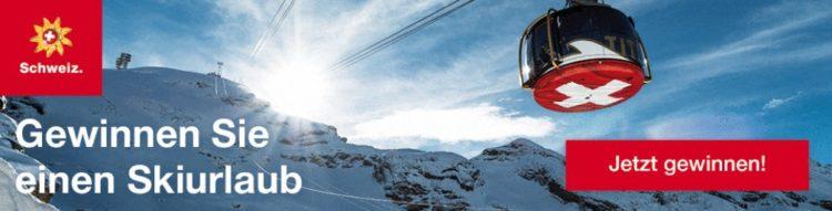 Ski-Urlaub gewinnen