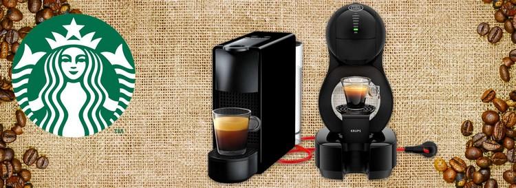 Starbucks Kaffeemaschine gewinnen