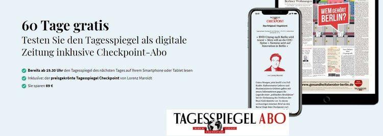 Tagesspiegel e-Paper