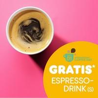 gratis Espresso Dunkin Donuts