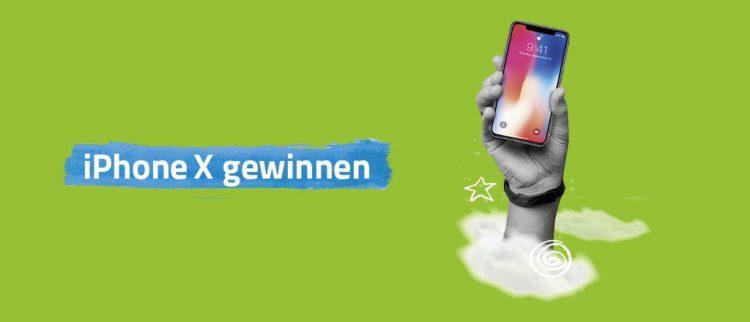 BArmer Gewinnspiel: iPhone gewinnen
