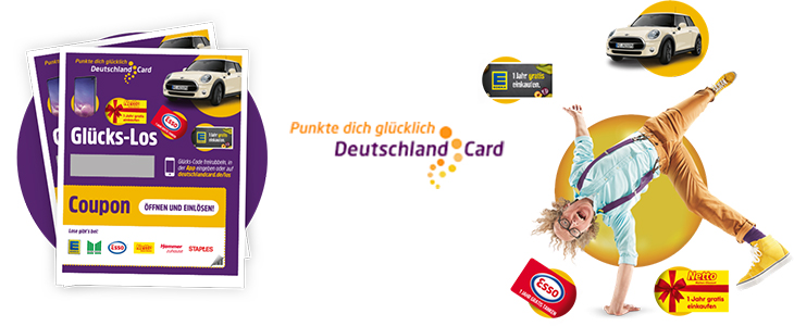 Deutschland Card Aktionscode