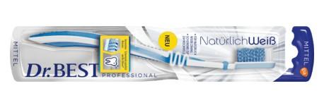 Dr. Best Zahnbürste kostenlos testen
