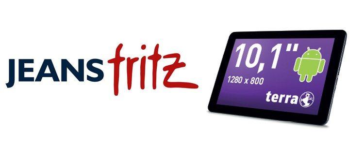 Bei Jeans Fritz Android Pad von Terra gewinnen
