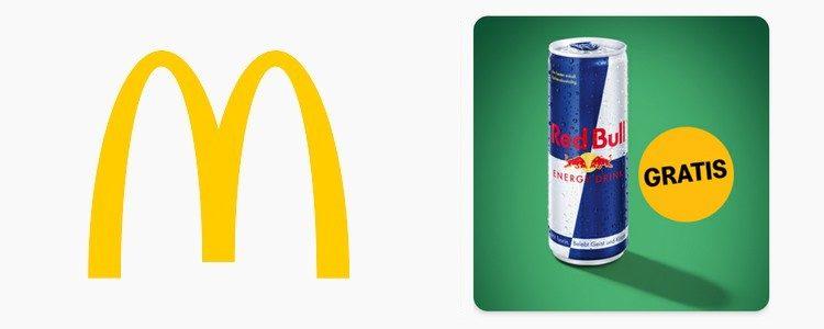 McDonald's Red Bull