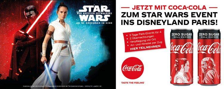 Star Wars Gewinnspiel von myTime