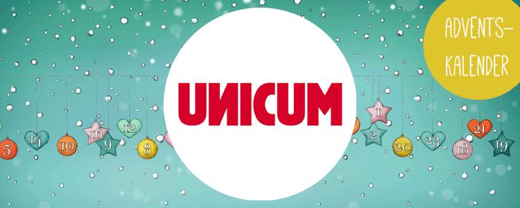 Unicum Adventskalender 2019