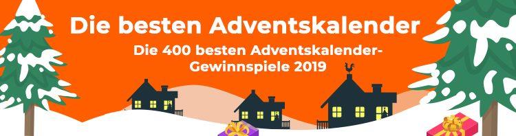 Die Besten Adventskalender Gewinnspiele 2019 Jetzt Online