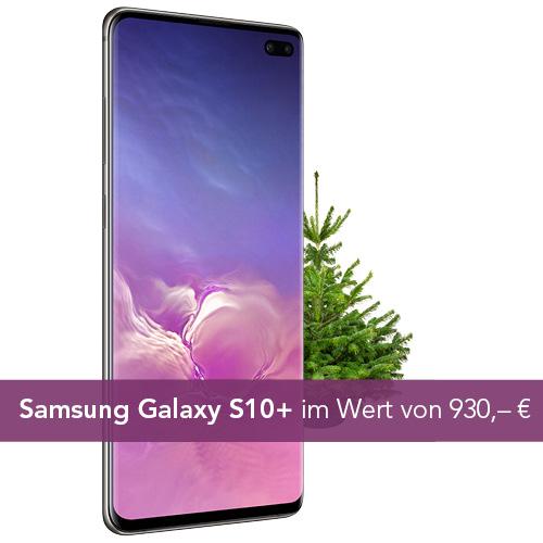 Samsung Galaxy S10 gewinnen