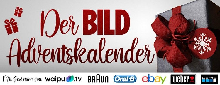BILD Adventskalender