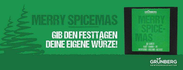 Merry Spicemas