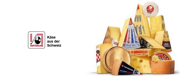 Käse aus der Schweiz Gewinnspiel