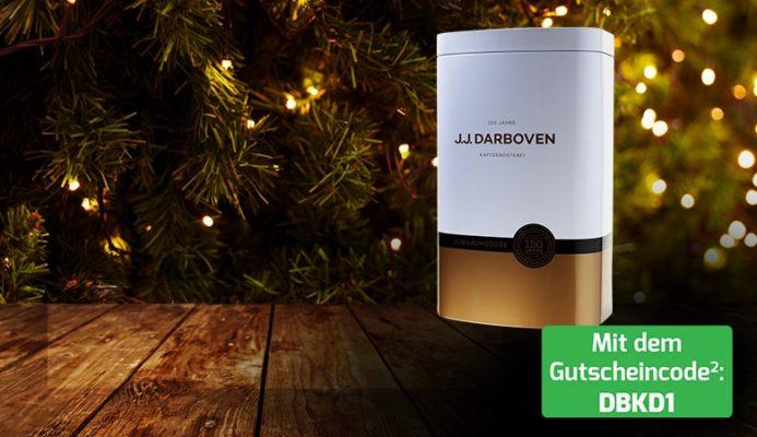Kaffeedose von JJ Darboven