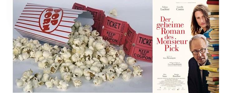 "Kino ""Der geheime Roman des Monsiuer Pick"""