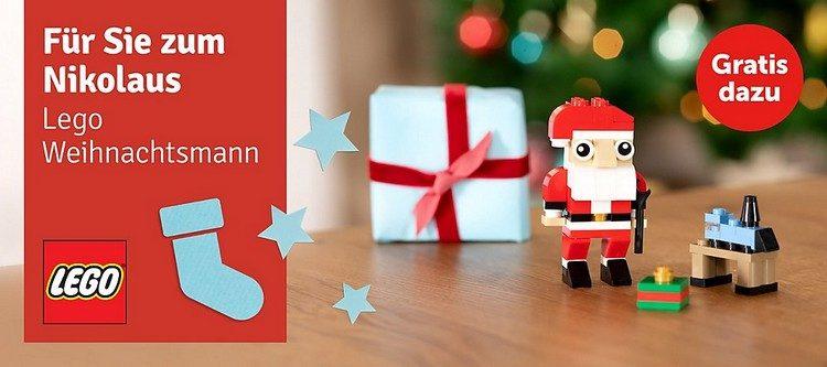 LEGO Nikolaus