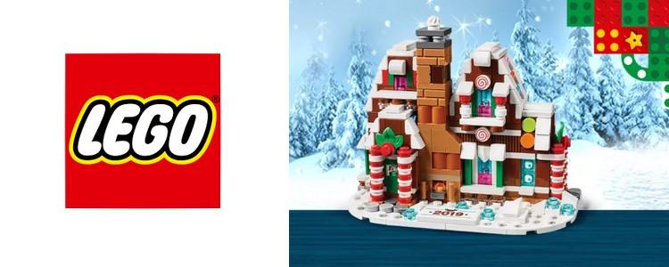 Lebkuchenhaus Lego