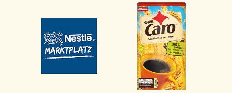 Nestle Caro Kaffee
