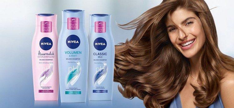 Nivea Shampoo kostenlos testen