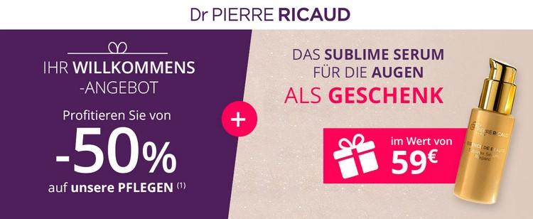 Dr. Pierre Ricaud Geschenk
