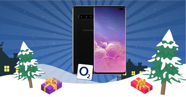 Samsung Galaxy S10+ gewinnen