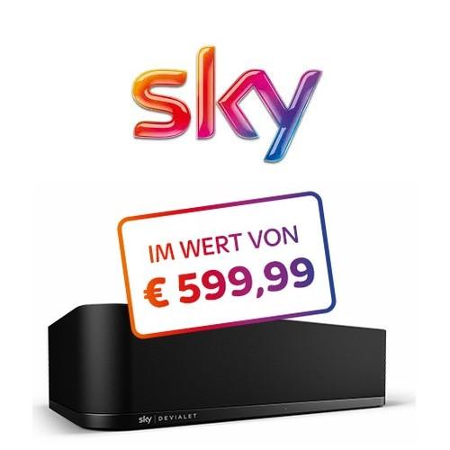 Soundbox bei Sky gewinnen