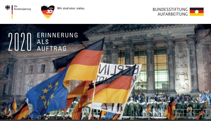 """Taschenkalender 2020 """"Erinnerung als Auftrag"""""""
