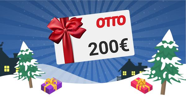 200€ OTTO Gutschein
