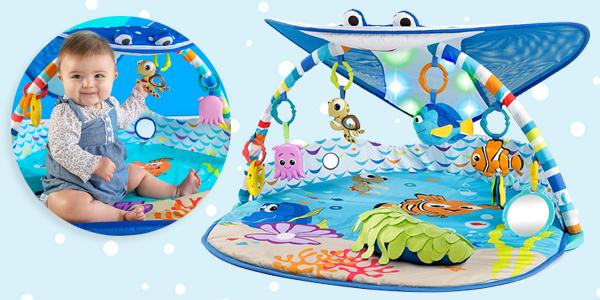 MeinBaby Adventskalender nr. 24: Findet Nemo Spieldecke