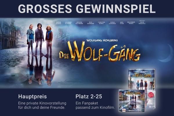 Wolf-Gäng Gewinnspiel