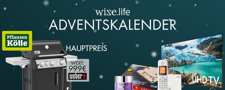 wize.life Adventskalender