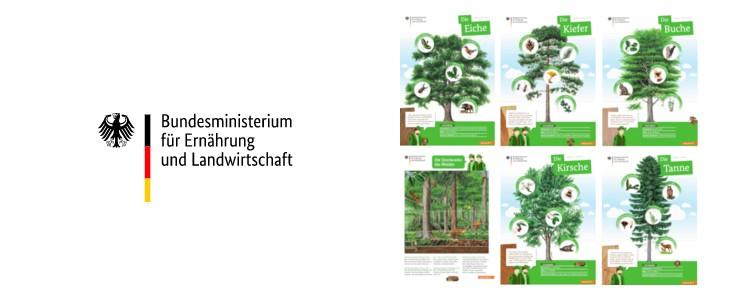 gratis_Poster_Wald