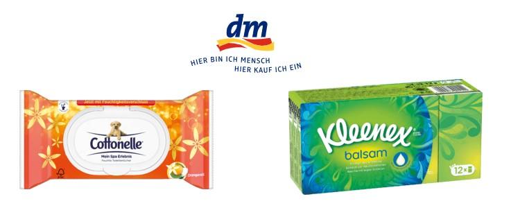 Cottonelle & Kleenex