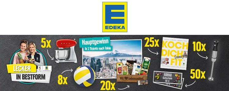 Edeka 500 Euro Gewinnspiel