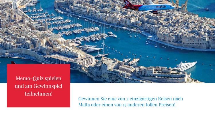Malta Gewinnspiel