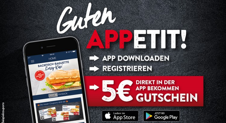 Nordsee App-Coupon