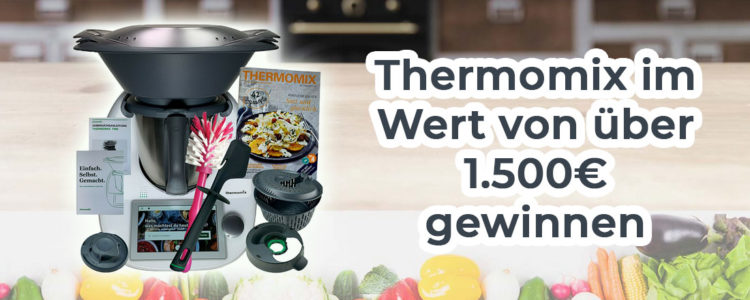 Thermomix gewinnen