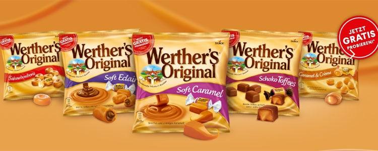 Werthers ORiginal gratis testen