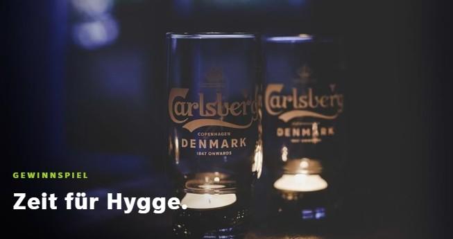 Carlsberg Gewinnspiel