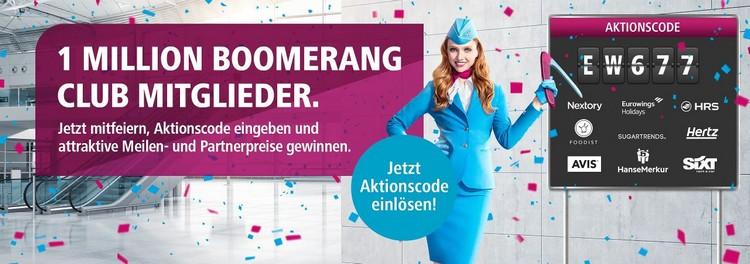 Eurowings Gewinnspiel