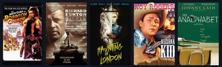Filme bei Popcorntimes