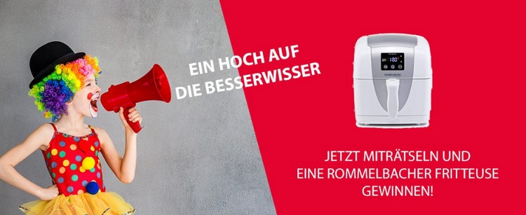 Rommelsbacher Fritteuse