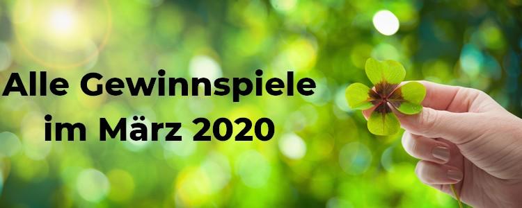 Gewinnspiele 2020 Kostenlos Seriös