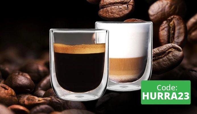 Kaffeevorteil Gläser