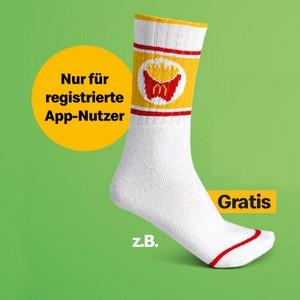 Mcdonalds Socken