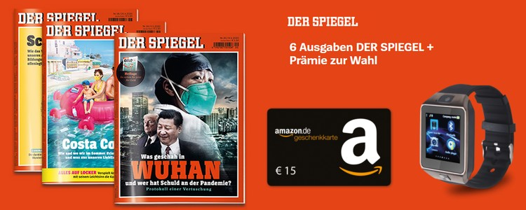 Spiegel Probe-Abo