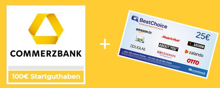 Commerzbank + 25€